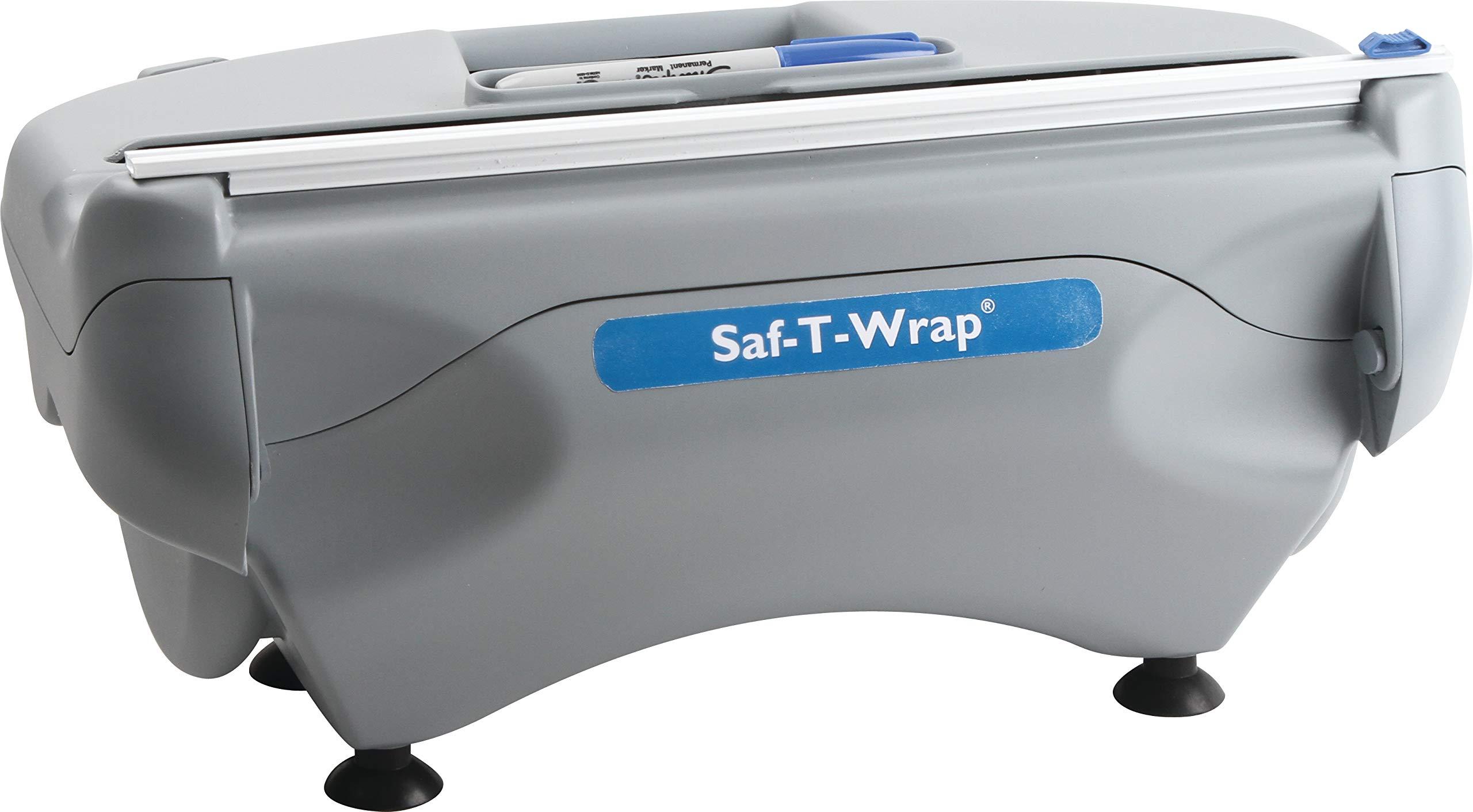 San Jamar SW12 Saf-T-Wrap Foil/Film Dispener for 12'' Rolls