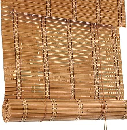 De haute qualité bois stores stores Nature sur mesure en hauteur 100 cm