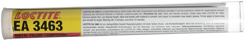 Loctite 265628 Metal Magic Steel - Adhesivo Epoxi bicomponente (114 g, moldeable) 3463