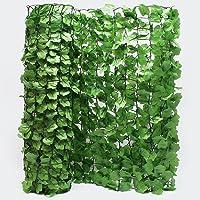 Wiltec Ochrona przed wzrokiem, wygląd liści, 300 cm x 150 cm, ochrona muru, ochrona przed wzrokiem, plandeka