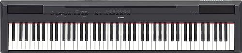 YAMAHA ヤマハ Pシリーズ 電子ピアノ ブラック P-115B