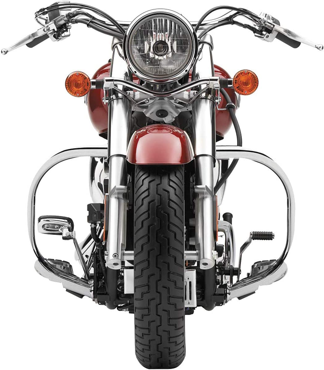 10 HONDA VT1300CS Chrome Cobra Fatty Freeway Bars