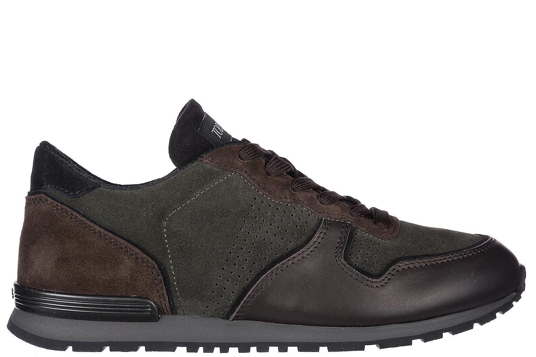 Tod's メンズ scarpe sneakers uomo camoscio nuove sportivo B07BTFW2Z9