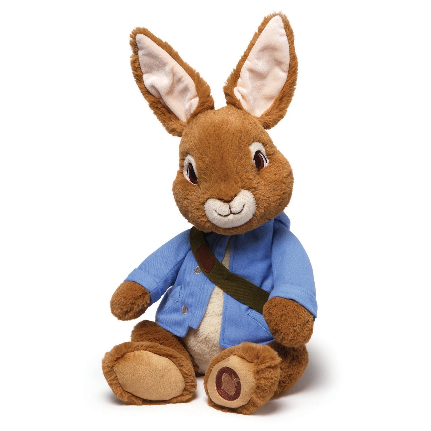 Amazon.com: Gund Peter Rabbit Stuffed Animal, 11.5 inches: Toy: Toys & Games