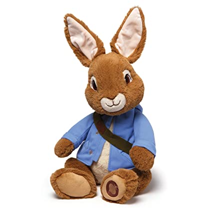 Peter Rabbit Gund Stuffed Animal 115 Inches