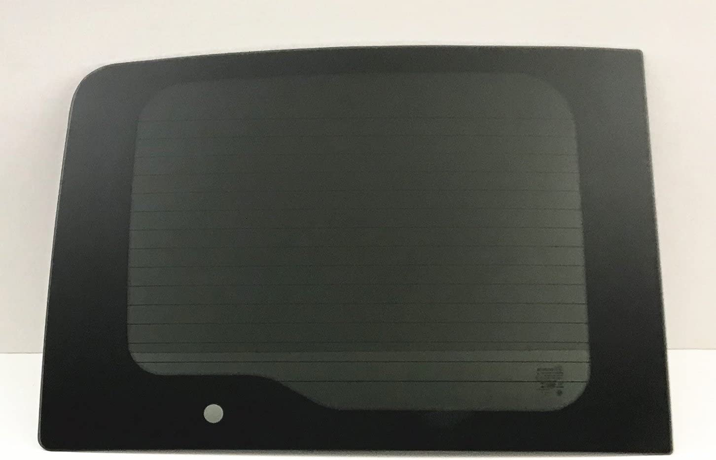 NAGD Fits 2015-2018 Ram Promaster City Van Driver Left Side Back Window Glass Non-Heated