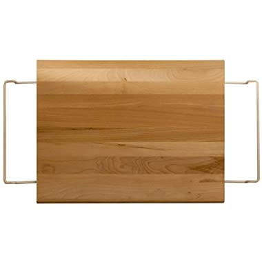 Catskill Craftsmen 13801 Adjustable Wood Over-The-Sink Cutting Board, One Size,