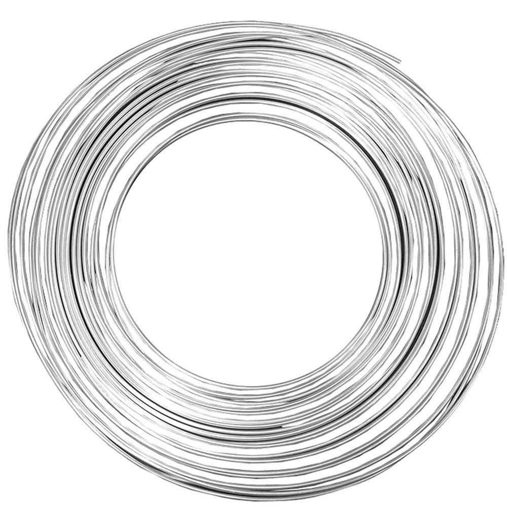 Jones Stephens Corp - 1/4 X .032 X 50 Soft Aluminum Tubing