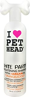 product image for Pet Head White Party Brightening Shampoo, 12oz