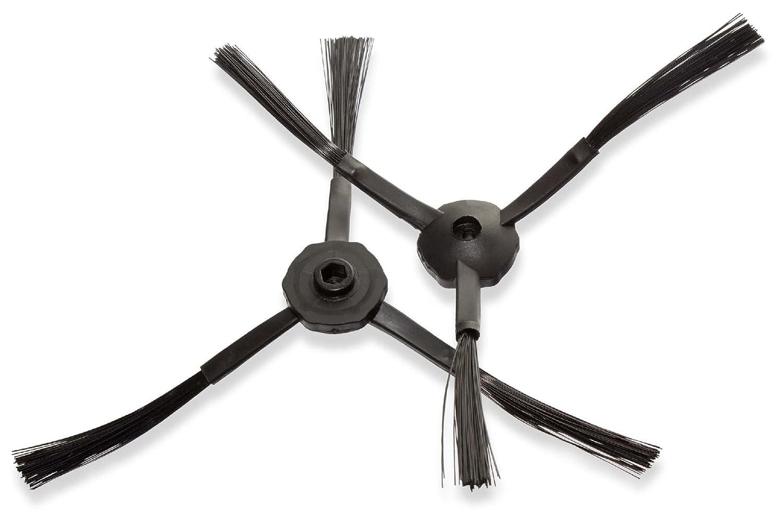 vhbw Set de cepillos laterales de recambio para Staubsauger, Saugroboter LG HomBot Square 3.0, Roboking VR6270, VR6270LVM.: Amazon.es: Electrónica