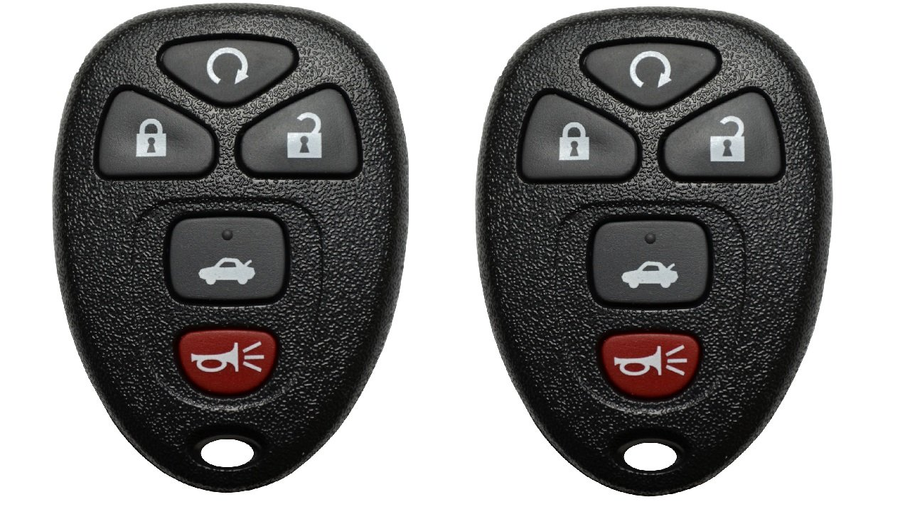 New Replacement Keyless Entry Remote Key Fob Transmitter for GM OUC60270