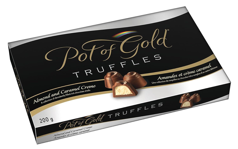hershey u0027s pot of gold truffles collection 200 gram amazon ca