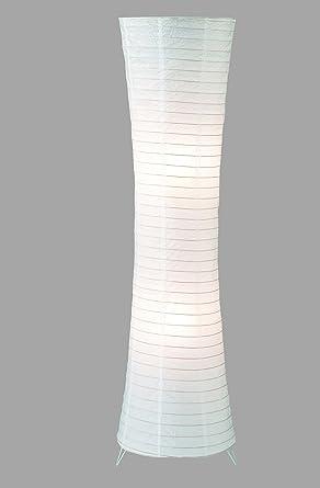 Trio Lighting Lámpara de pie E27, blanco: Amazon.es: Iluminación
