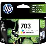 HP Deskjet 703 Ink Cartridge - Tri Color