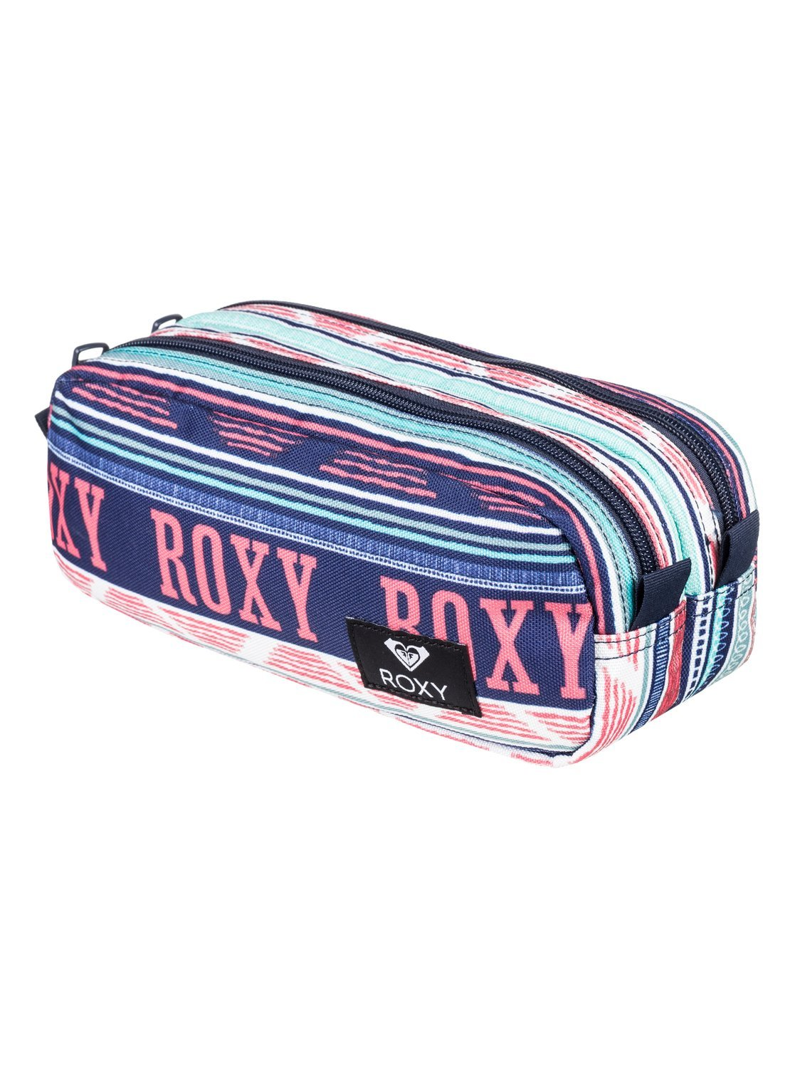 Amazon.com | Roxy Da Rock Pencil Case - Bright White AX ...