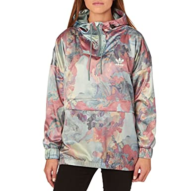 adidas Originals Damen Jacke Pastel Satin HZ Top Jacket