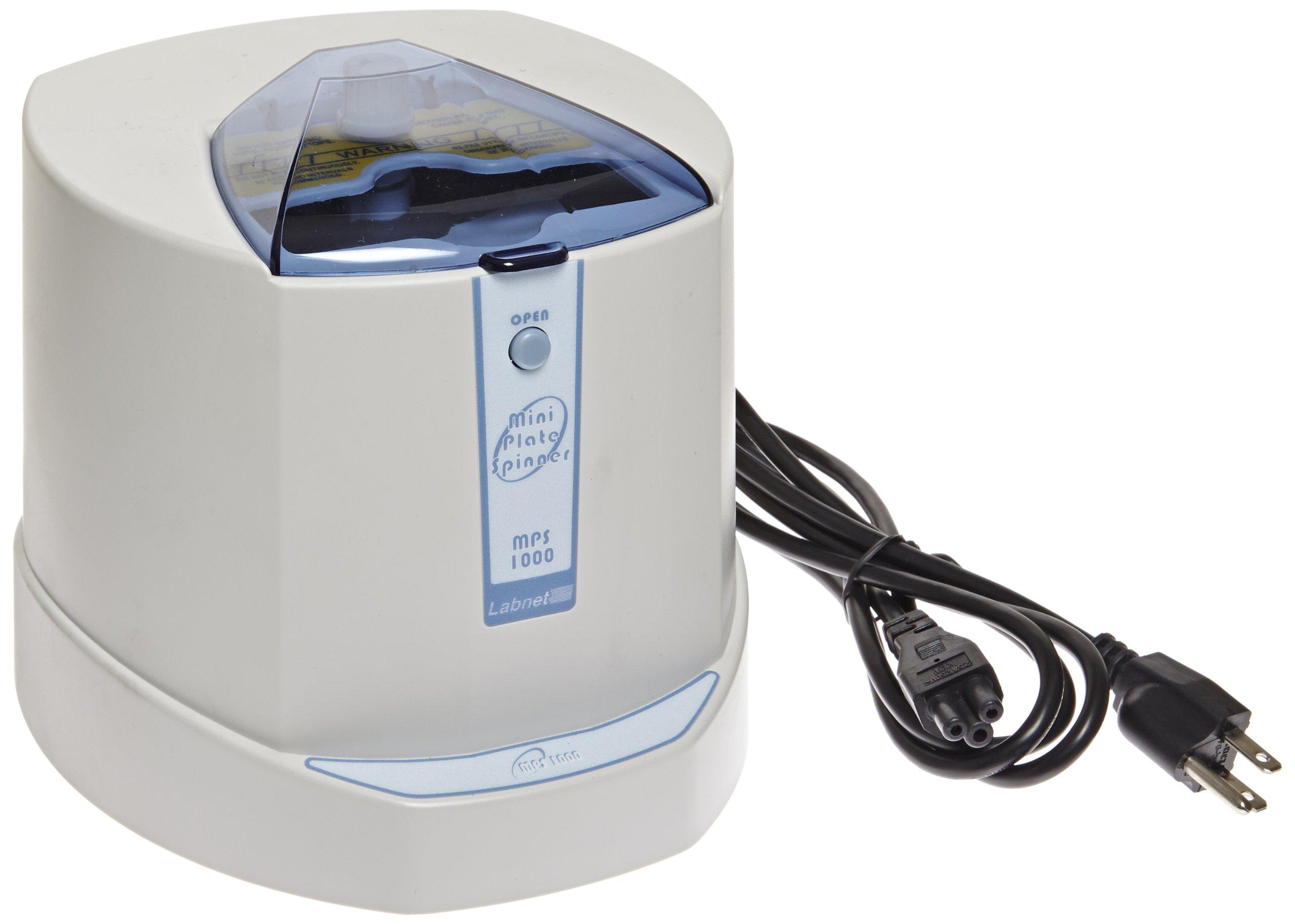 Labnet C1000 MPS 1000 Mini Plate Spinner Centrifuge, 120V