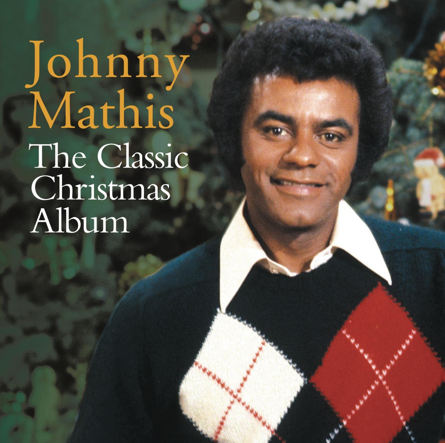 Johnny Mathis - The Classic Christmas Album - Amazon.com Music
