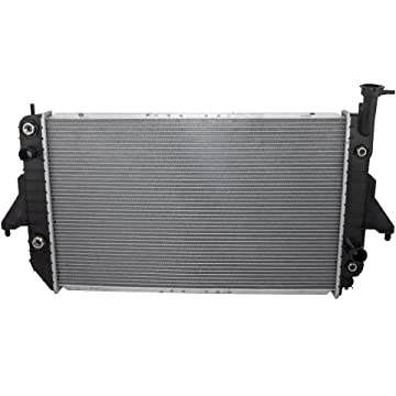 Radiator Assembly Replacement for Chevrolet GMC Van 15180873