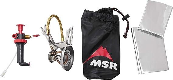 MSR WhisperLite International - Hornillo de combustible 2017 Hornillos de camping