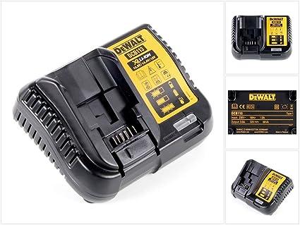 DeWalt DCB 113 Cargador XR 10,8 V de 18 V Para baterías de ...