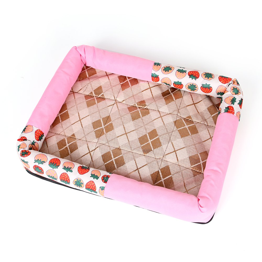 2 M 2 M Feikulong Dog Sleeping Bed Summer Cooling Cats Dogs Kennel Bed Pad Cushion