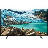 تلفزيون ال اي دي ذكي 65 بوصة بدقة 4 كيه وخاصية اتش دي ار من سامسونج، بلون أسود - A65RU7105RXUM