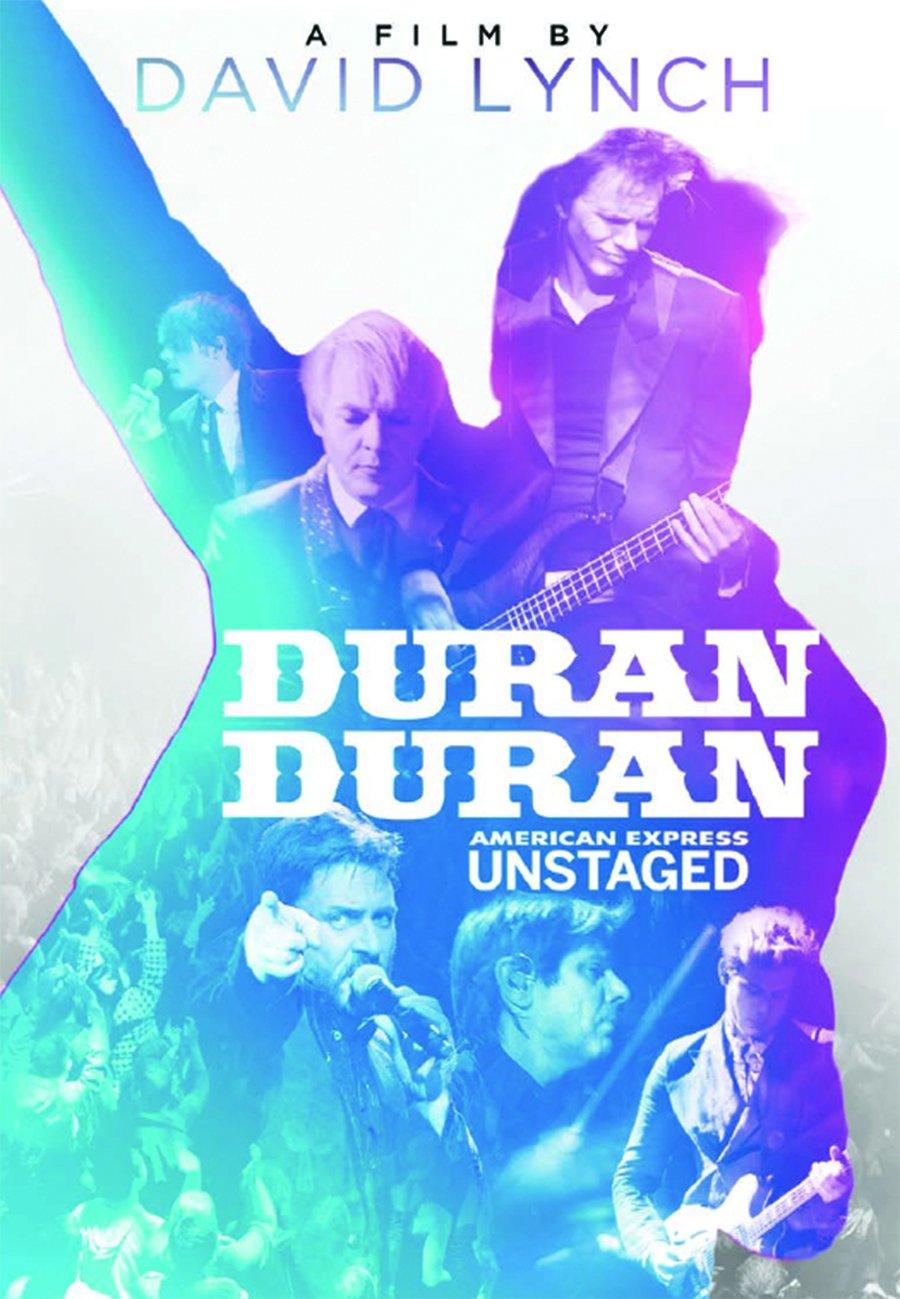 DVD : Duran Duran - American Express Unstaged (DVD)