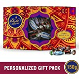 Snickers Shubh Avsar Assorted Chocolate Gift Pack,  150 gm