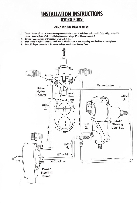 Gm Hydroboost Diagram | #1 Wiring Diagram Source
