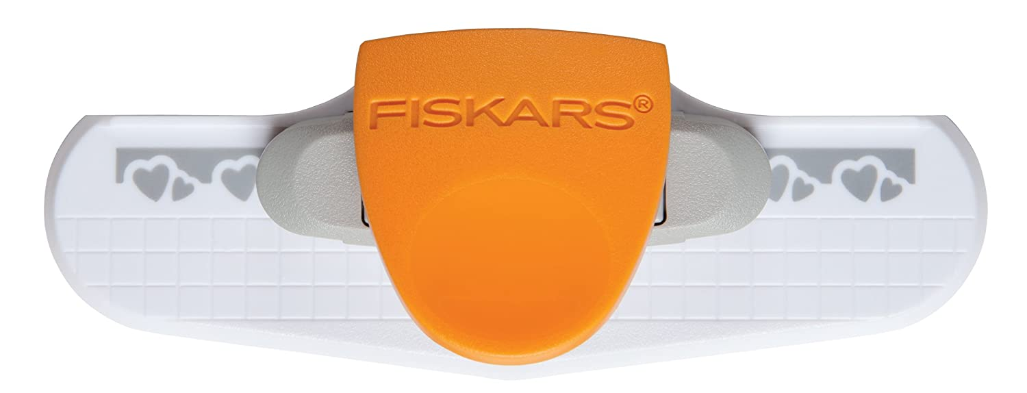 Fiskars Border Punch, Hearts