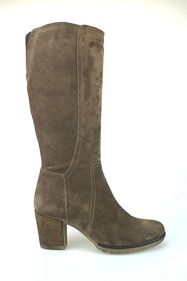 f14a6f59821 Keys Femmes Bottes Marron Daim AJ125 (35 EU)  Amazon.fr  Chaussures ...