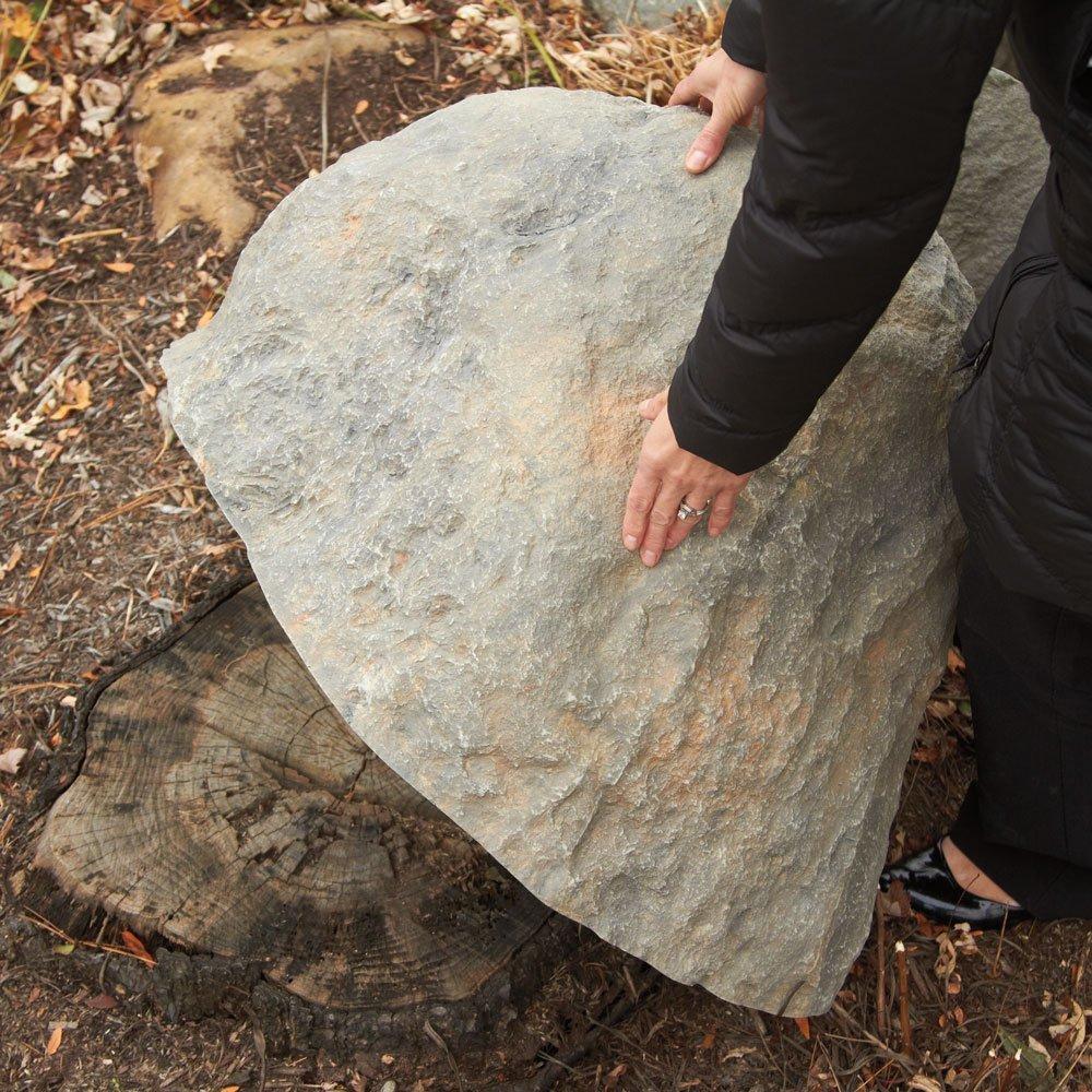 decor garden fake rock large artificial