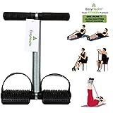 EasyHealth Single Spring Tummy Trimmer-Waist Trimmer-Abs Exerciser-Body Toner-Fat Buster- Multipurpose Fitness Equipment for Men and Women
