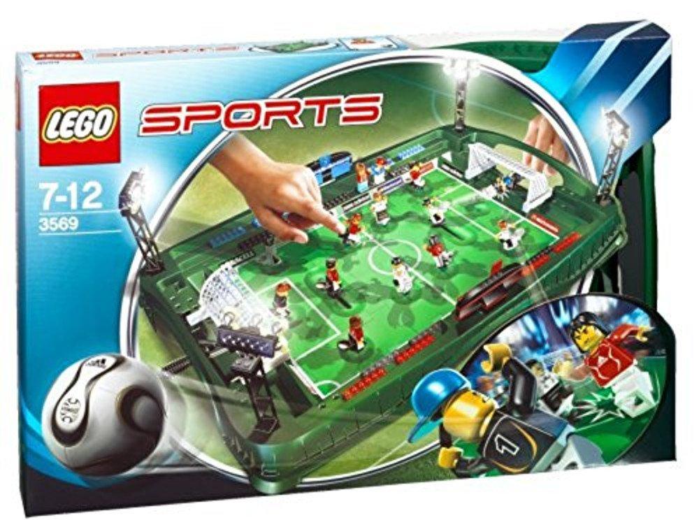 LEGO Sports 3569 Grand Soccer Stadium: Amazon.co.uk: Toys & Games