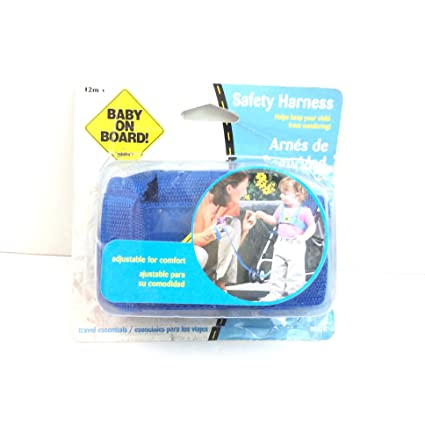 71eNqMW8M1L._SX425_ amazon com baby on board safety harness by safety 1st childrens