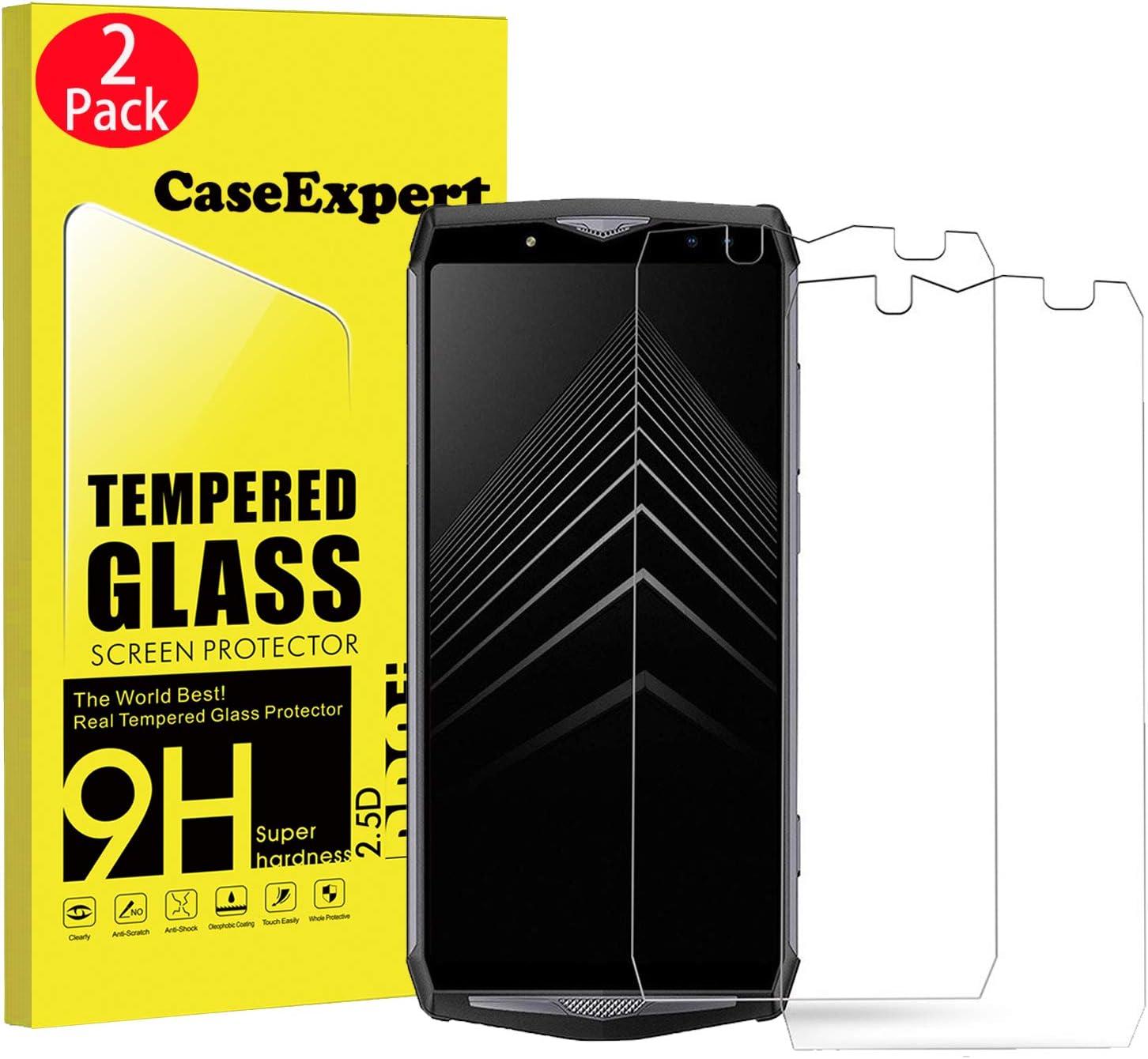 CaseExpert 2 Pack - Ulefone Power 5 Protector de Pantalla, Ultra ...