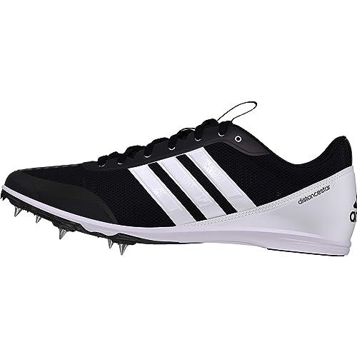 the latest c6f3c 6f682 adidas Distancestar W Scarpe da Atletica Leggera Donna, Nero (Negbás Ftwbla  000),
