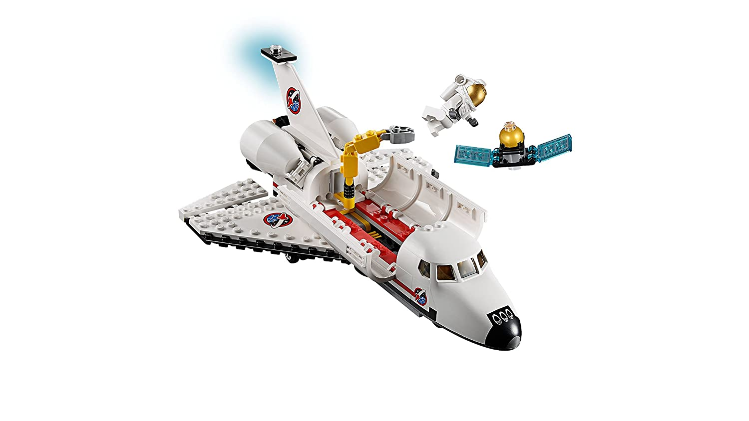 LEGO City Space Port 60080 Spaceport Building Kit 6100235