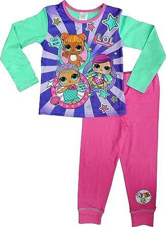 Girls Bing Pyjama Set Pjs Snuggle Fit Long Nightwear Kids Gift 1.5-5 Years