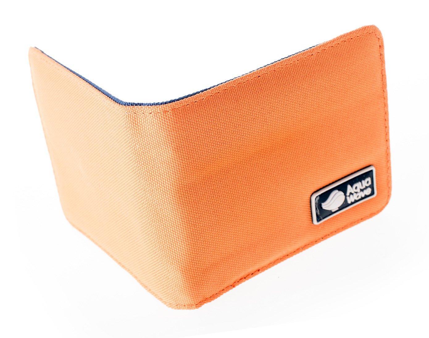 orange AQUAWAVE Money Clip - 57675 orange//navy