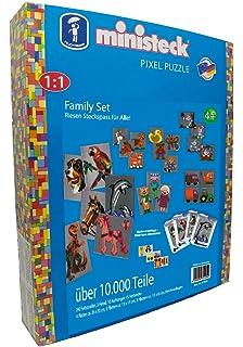 4800 Piece Ministeck Ministeck31878 Cheval Avec Poulain Plug