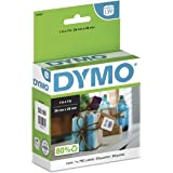 """DYMO Authentic LW Multi-Purpose Square Labels   DYMO Labels for LabelWriter Printers, Great for Barcodes, (1"""" x 1""""), 1 Roll o"""