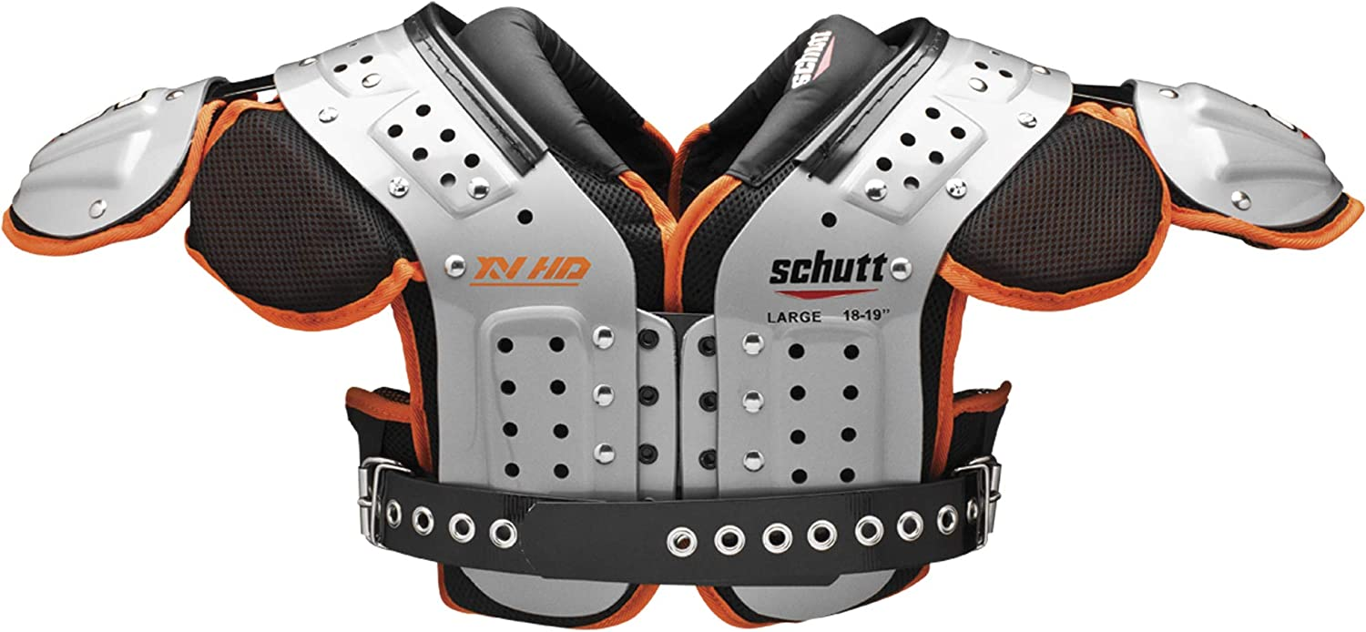 Schutt Sports XV HD Varsity Football Shoulder Pads : Sports & Outdoors
