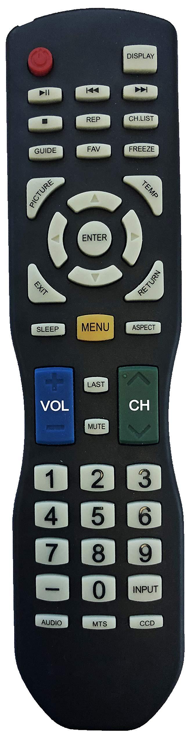 Control Remoto BOLVA TV 40BL00H7 49BL00H7 50BL00H7 55BL00...