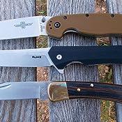 Ruike RKEP121B Hussar P121 Linerlock Knife, Black