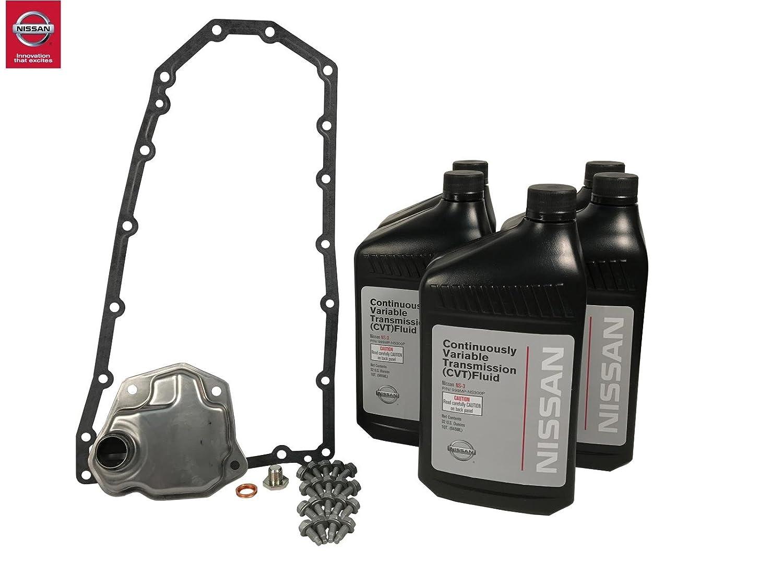 Amazon com: Genuine Nissan OEM CVT Maintenance Kit Nissan