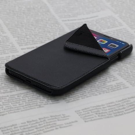 Amazon com: Opis Mobile X Garde Book: Genuine Leather Folding case