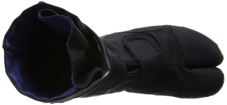 Marugo Seguridad tabi Pro Guard Velcro japonés Split Toe Shoes: Amazon.es: Zapatos y complementos
