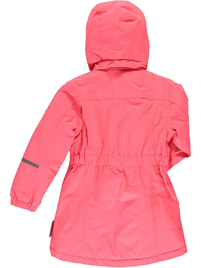 NAME IT HO 1135 name it Mädchen Outdoor Jacke neon coral